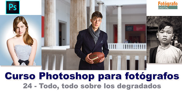 Degradados Curso de Photoshop CC 2020