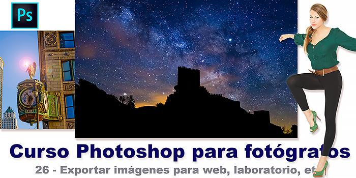 exportar imagenes para web