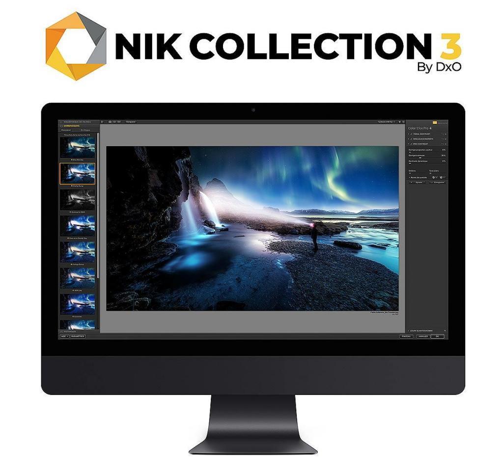 novedades Nik Collection 3
