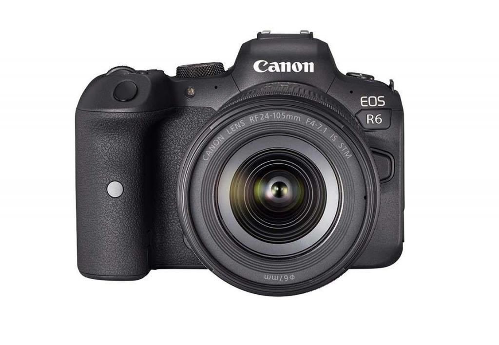 Canon EOS R5 y EOS R6