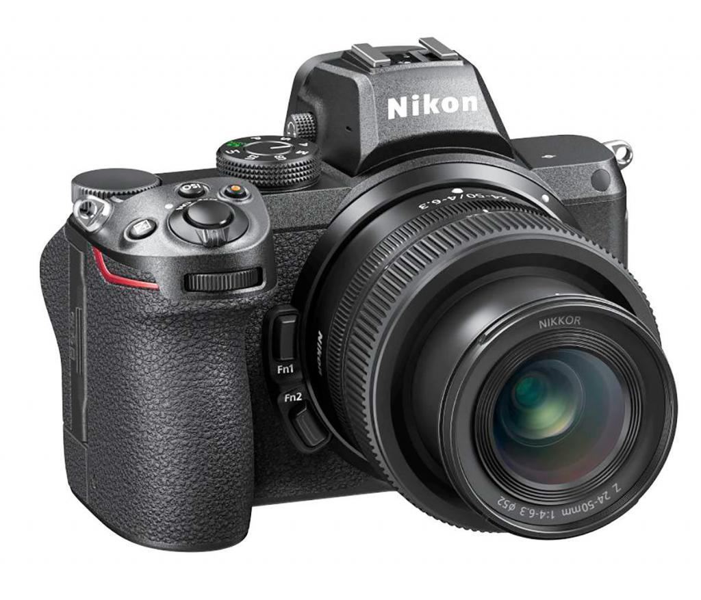 nueva Nikon Z 5 sin espejo