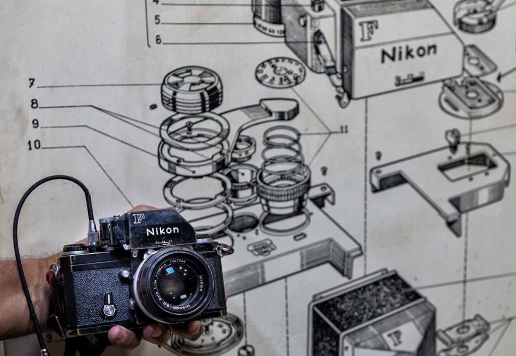 mitica Nikon F