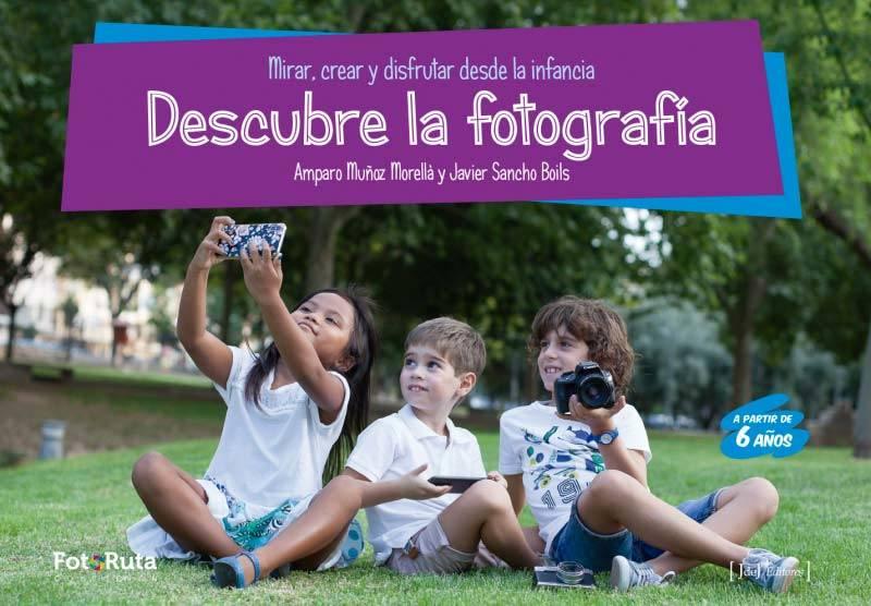 enseñar fotografía a los niños