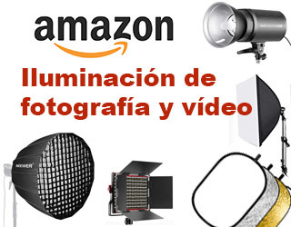 Ofertas de amazon en iluminacion de fotografia y video